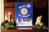 Schoko-Adventskalender 'Eintracht Braunschweig' echte Weihnachtsstimmung für BTSV-Fans
