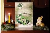 Schoko-Adventskalender 'SpVgg Greuther Fürth' echte Weihnachtsstimmung für Kleeblatt-Fans