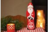 Mit dem Schoko-Weihnachtsmann des '1. FC Kaiserslautern' wird's erst richtig festlich