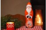 Mit dem Schoko-Weihnachtsmann des '1. FC Köln' wird's erst richtig festlich
