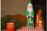 Mit dem Schoko-Weihnachtsmann von 'Hannover 96' wird's erst richtig festlich