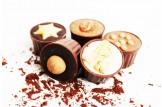 chocri 'Cup-Adventskalender' mit 24 Pralinen-Cups | chocri Schokoladen-Shop