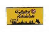 Mit der Schokoladentafel der 'SG Dynamo Dresden' schmeckt's einfach besser