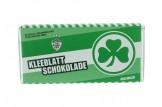Mit der Schokoladentafel der 'SpVgg Greuther Fürth' schmeckt's einfach besser