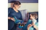 YouHou 'Märchen-Weltreise®' Mini-Schokoladentafeln Oma liest und nascht ein Märchen mit dem Enkelkind
