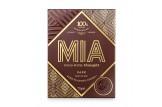 Zuckerfreie Schokolade 'Mia Dark 100%' Schokoladentafel verpackt