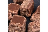 chocri / Mr. Stanleys Schokoladenfondant Nahaufnahme, Detailansicht