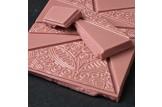 Ruby Schokolade 'Element' von Ruth Schokoladentafel im Detailansicht
