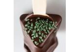 chocri 'Verwöhnmoment' Trinkschokoladen-Geschenkset Zartbitter Minze Detail