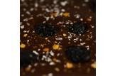 chocri 'Kirschfeuerwerk' Schokoladen-Tafel Detailansicht