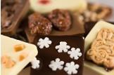 chocri 'Kleine Winterweltreise' Mini-Schokoladen-Tafeln Details