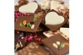 chocri 'Zeit zu zweit' Mini-Schokoladen-Tafeln in Holz-Box_Detail_Minis