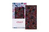 chocri 'Ocean Maid' Schokoladentafel vor Verpackung