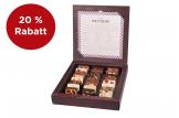 chocri 'Weltreise' Mini-Schokoladen-Tafeln in Verpackung 20% reduziert