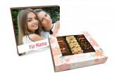 'Von Herzen' Mini-Schokoladen-Tafeln mit individueller Verpackung