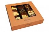 chocri 'Weltreise' Mini-Schokoladen-Tafeln | In der Verpackung