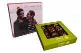 chocri 'Vegane Weltreise' Mini-Schokoladen-Tafeln mit individueller Verpackung