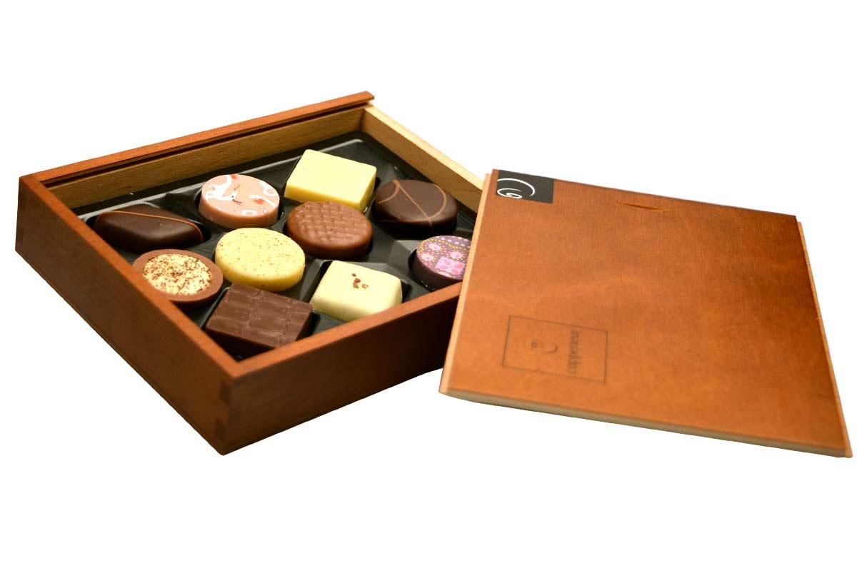 Confiserie Coppeneur Elegance Pralinen Box