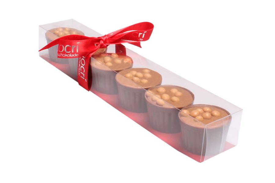 Sweet Caramel Dream Pralinen Cups