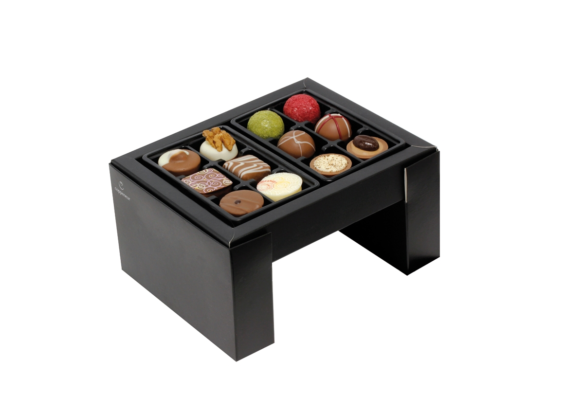 Köstlichsüsses - Confiserie Coppeneur Collection Pralinés Pralinen Box - Onlineshop Chocri