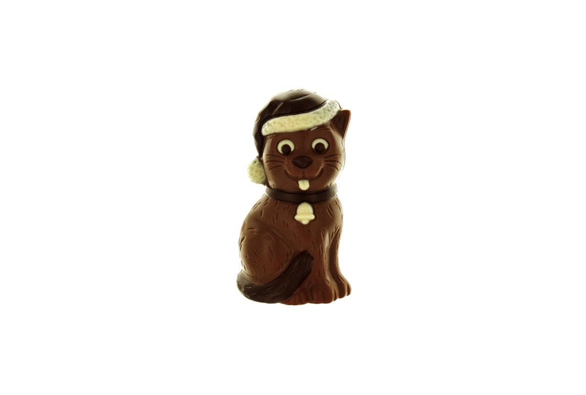 chocri Sammy Weihnachts Schokoladen Figur