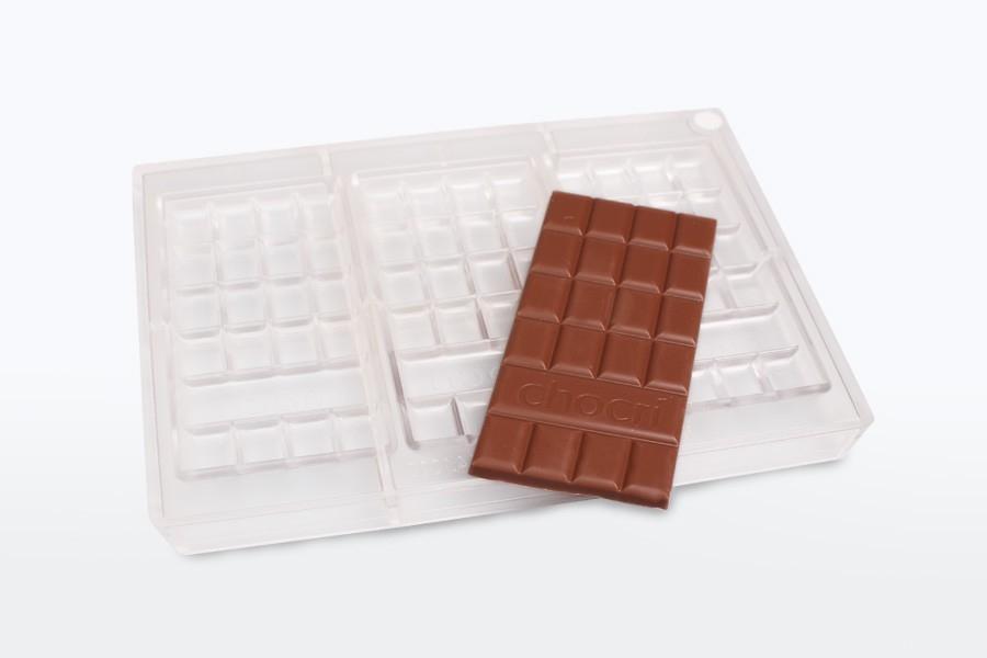 chocri Schokolade Tafelform