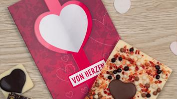 einzigartige Geschenke zum Valentinstag von chocri