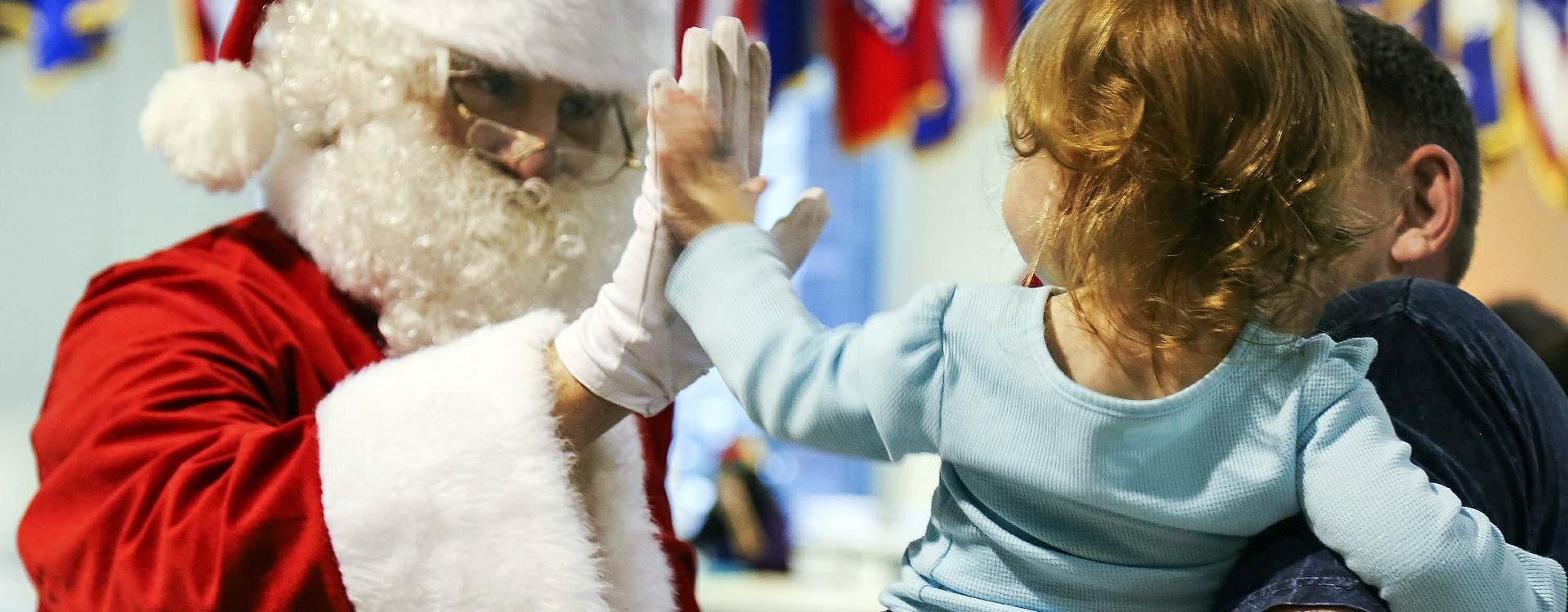 Ein liebes und lustiges Nikolausgedicht schön vorgetragen begeistert nicht nur den Nikolaus