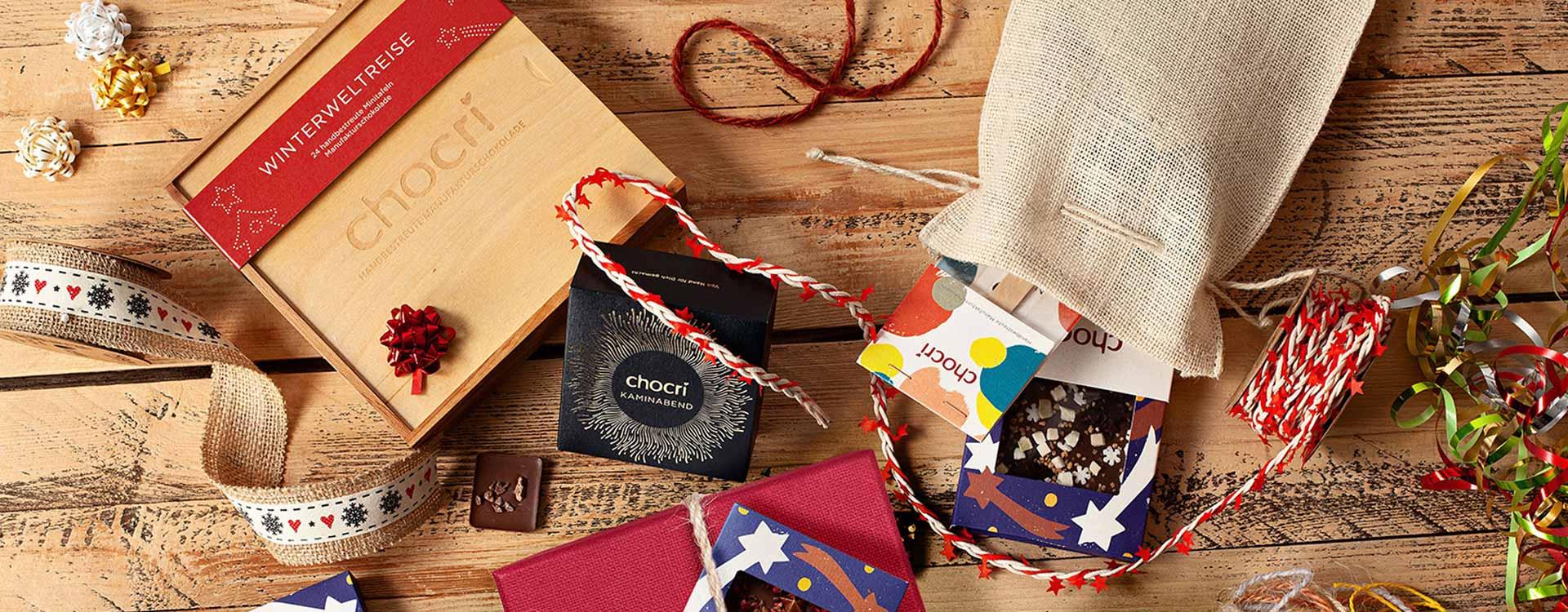Nikolausgeschenke sind liebe Geschenkideen für Kinder und Erwachsene