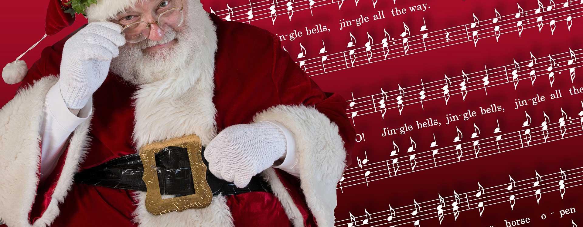 Nikolauslieder gemeinsam singen mit Kindern vor Weihnachten