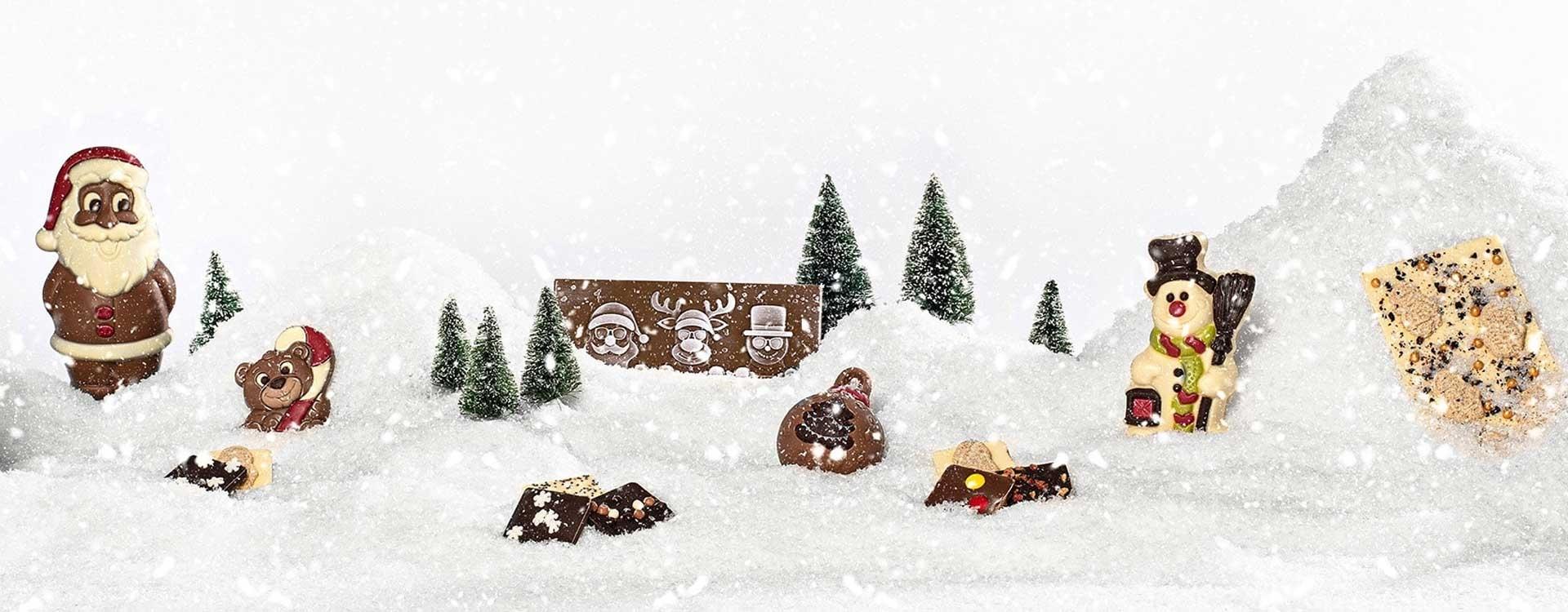 Mit Schokolade von chocri zu Weihnachten gewinnen Geschenke echt an Geschmack