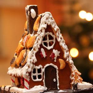 Märchenhafte Weihnachten mit Lebkuchen und Schokolade