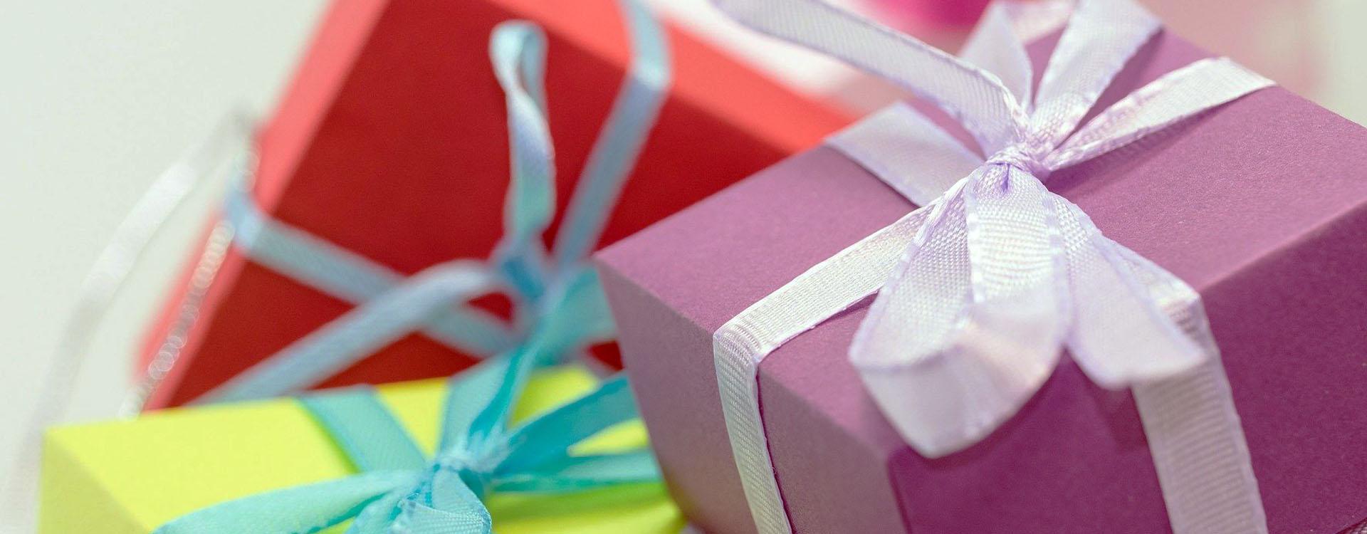 Zu jedem Anlass das schönste Geschenk
