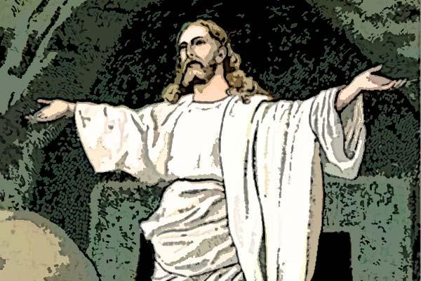 Frohe Ostern: Jesus hat dank Gottvater dem Tod getrotzt und ist am Ostersonntag lebendig wieder auferstanden