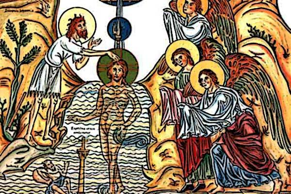 40 Tage vor Ostern: Jesus beginnt nach der christlichen Taufe im Jordan zu fasten