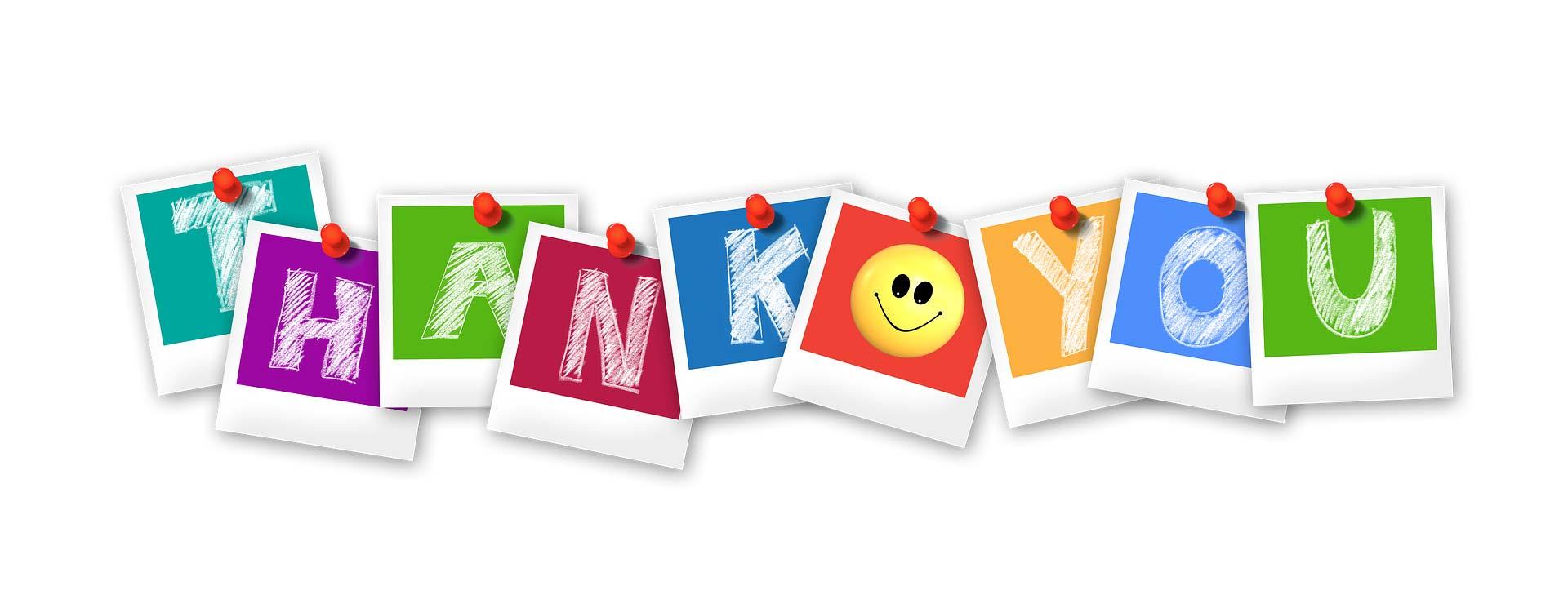 Danke sagen wirkt deshalb so gut, weil es von Herzen kommt und zu Herzen geht!