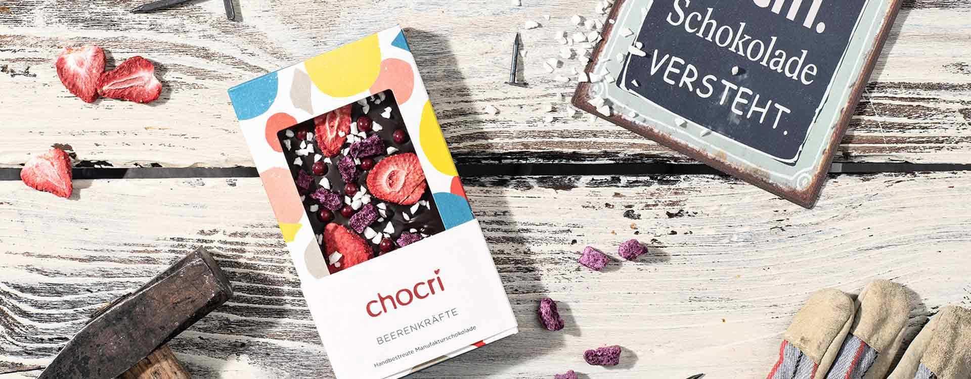 Zur Aufmunterung gute Besserung wünschen und dazu eine leckere Schokolade schenken: Passt oft gut zusammen!
