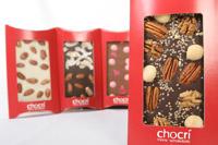Ein Bundle Tafel-Schokoladen aus dem Jahr 2010