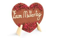 Sag es mit einer großen Schokolade: Vielen Dank Mama, dass du so ein großes Herz hast!