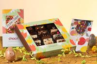 Die hübschen und frech-frischen Osterschokoladen von chocri
