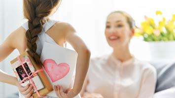 Geschenke aus Schokolade von chocri zum Muttertag