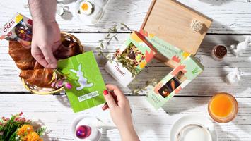 Geschenke aus Schokolade von chocri zum Osterfest