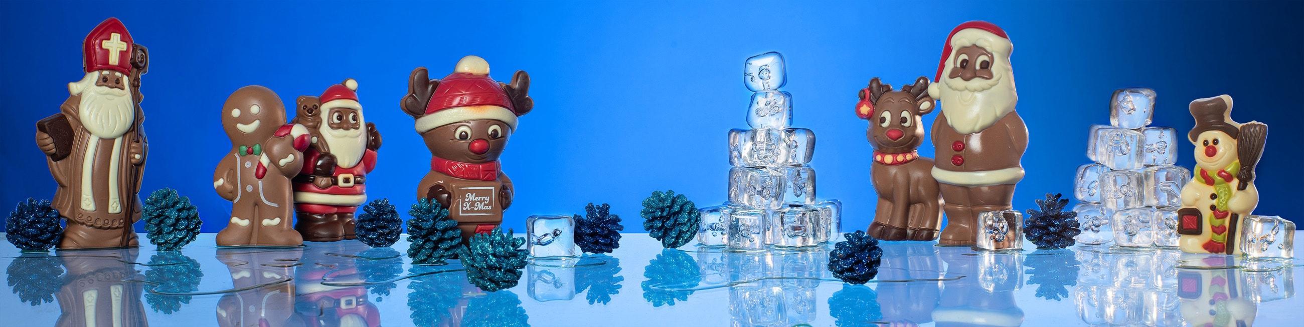 chocri Weihnachts-Werkstatt