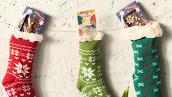 Geschenke zum Nikolaustag von chocri