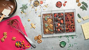 chocri Schokolade selber machen mit Wunschzutaten