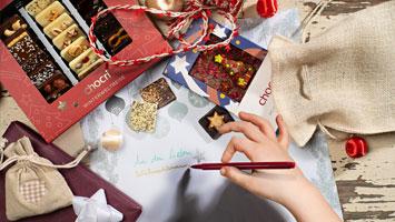 einzigartige Geschenke aus Schokolade von chocri