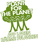 Logo: plant for the planet